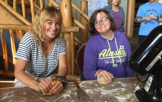 BOEC's Creative Minds Camp for Brain Injury Survivors