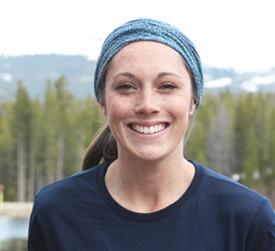 Sarah Sweet, BOEC Summer Intern