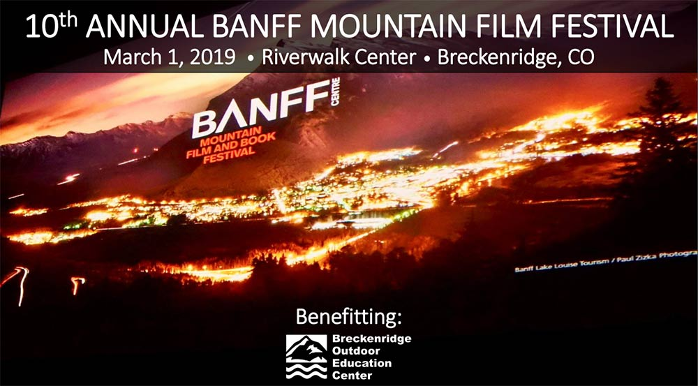 2019 BOEC Banff Mountain Film Festival
