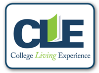 College Living Experience (CLE) Logo