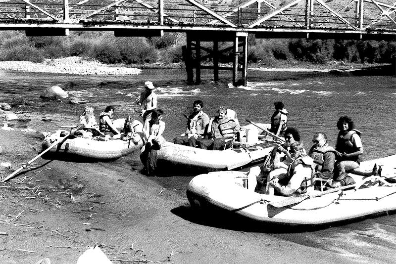 BOEC Rafting Program