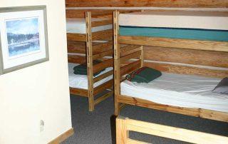Scott Griffith Lodge Bunk Beds
