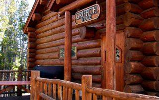 Scott Griffith Lodge Entrance