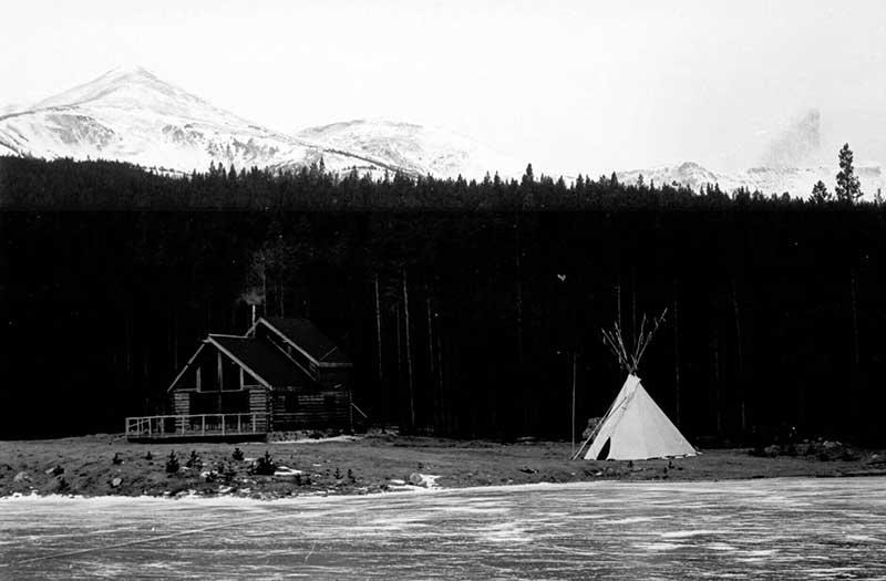 BOEC's Original Wilderness Site