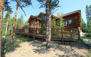 Scott Griffith Lodge Outside View