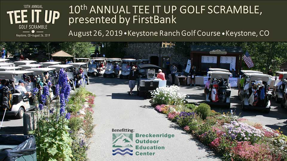 2019 Tee It Up Golf Scramble Recap