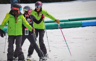 Wounded Heroes Family Ski Week
