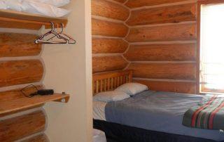 Scott Griffith Lodge Bedroom