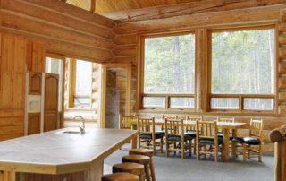 Scott Griffith Lodge Kitchen