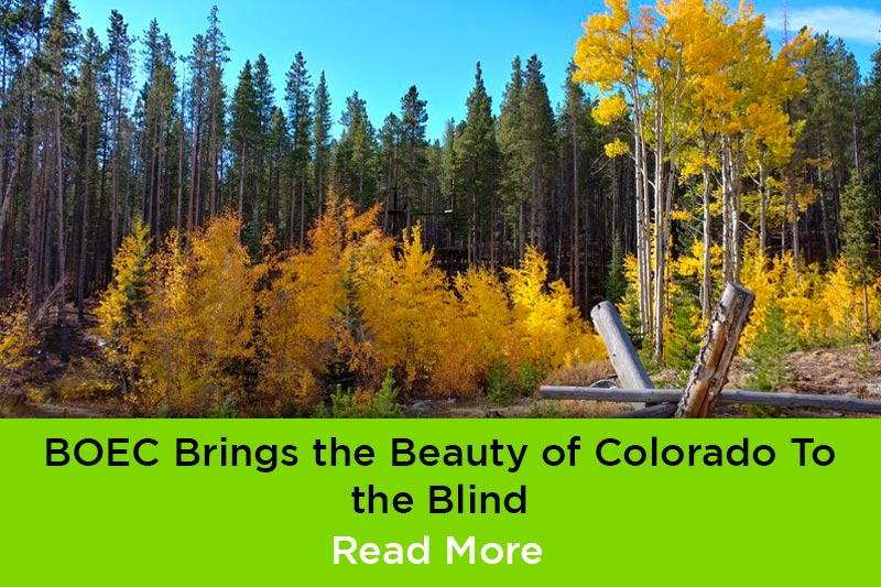 BOEC's Wilderness Campus in Breckenridge, CO