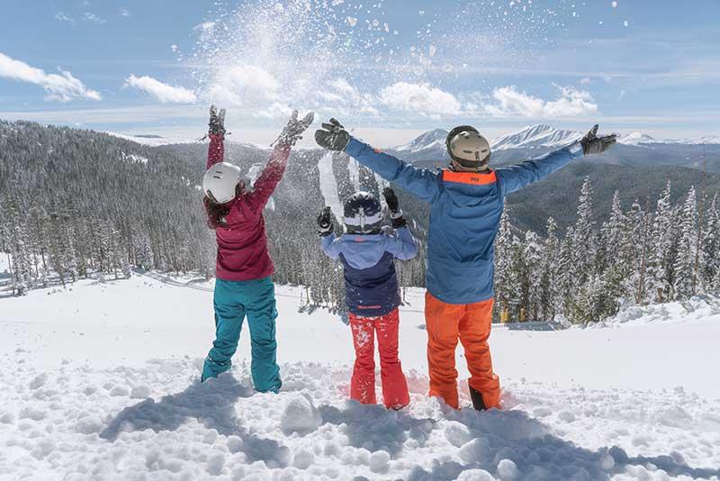 high alpine environment at Keystone Ski Resort