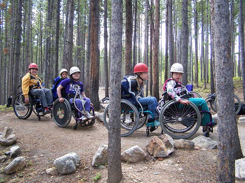 BOEC's Adaptive Wilderness Program
