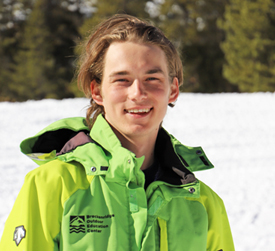 Austin Brockley - Breckenridge Ski Intern