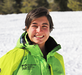 Jillian Palacio - Breckenridge Ski Office Coordinator