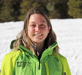 Lindsay Riggs - Breckenridge Ski Intern