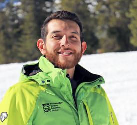 Roberto Gutierrez - Volunteer Coordinator