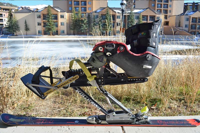 Adaptive Mono-Ski