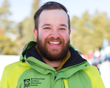Kyle Calbat, Breckenridge Ski Program Supervisor