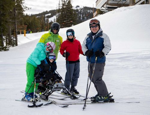 Casey Myers – I Can Do It! Adaptive Skiing and More!