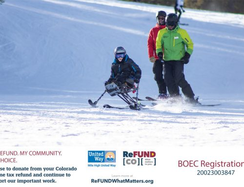 $1 billion-plus in play for Colorado nonprofits; now you can use your tax refund to support us
