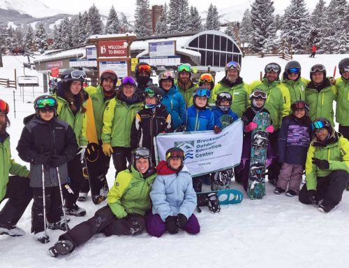 Breckenridge Outdoor Education Center youth snowsports program returns after lack of funding