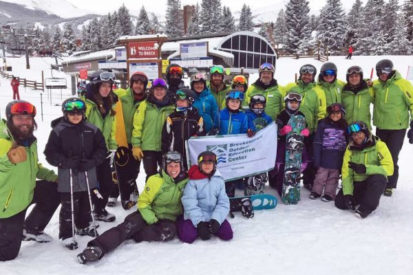 Summit County Youth Participate in Snow Sports Alliance Program