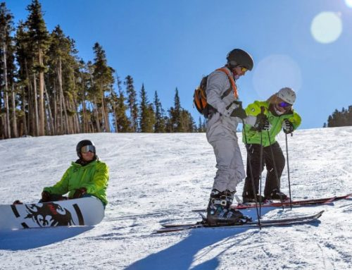 Longtime Summit County local works with military veterans during ski camp at Keystone Adaptive Center