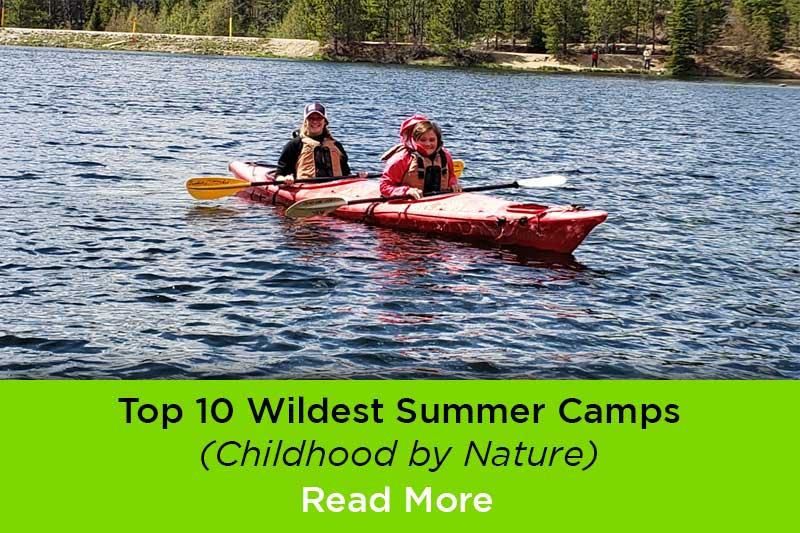 Top 10 Wildest Summer Camps