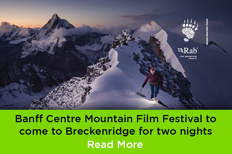 BOEC Hosts Banff Film Festival