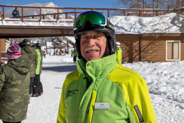 BOEC Volunteer Lance Glaser