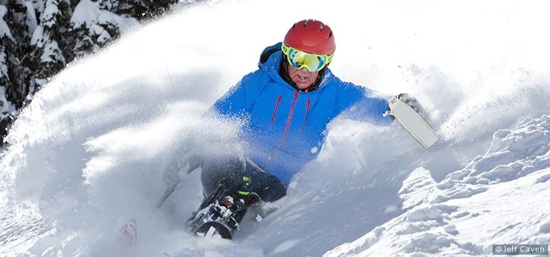 JIm Martinson, Paralympic Skier