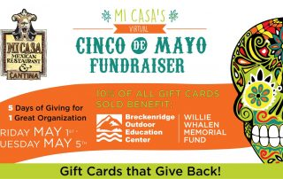 Cinco de Mayo Fundraiser for BOEC