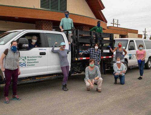 BOEC Supports Community Food Bank
