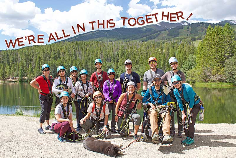 COVID-19: We're All in This Together!