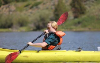 Summit County Youth Kayaking