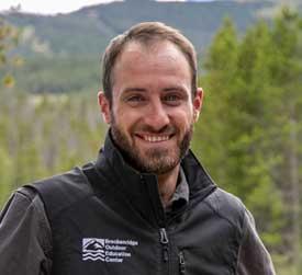 Ben Hickman, BOEC Facilities & Capital Manager