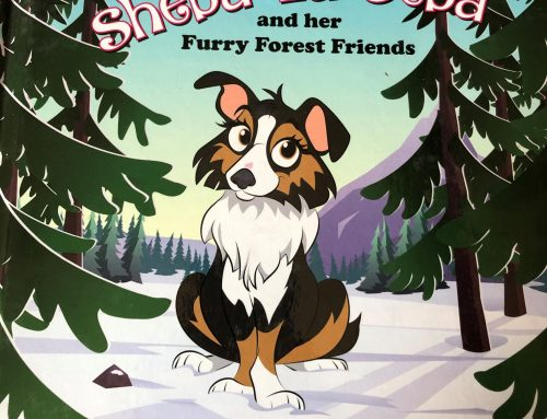 Local Author, Diane S. Jaffee supports BOEC with book Sheba La Beba