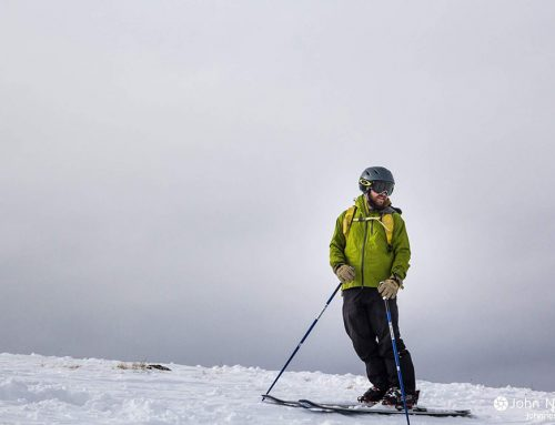 It's the People Who Make BOEC So Special: Kyle Calbat, Ski Program Manager
