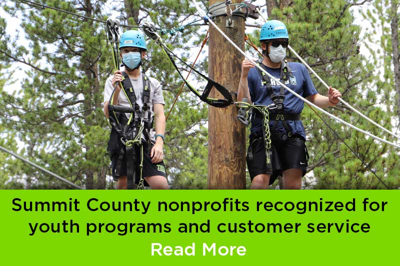 Summit County nonprofits recognized for youth programs and customer service