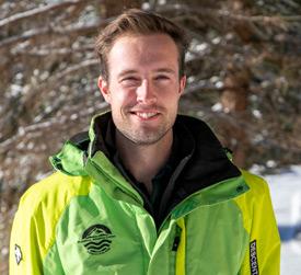 Sean Houston, Keystone Ski Program Coordinator