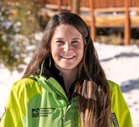 Alexa Millward - Breckenridge Ski Intern