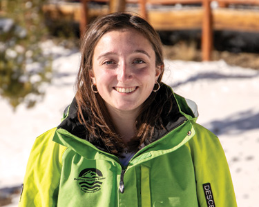 Emma Gilroy - Keystone Adaptive Center (KAC) Ski Intern