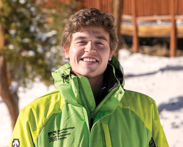 JackRyan (JR) O'Neil - Breckenridge Ski Intern