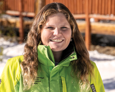 Jessica Boyers - Breckenridge Ski Intern