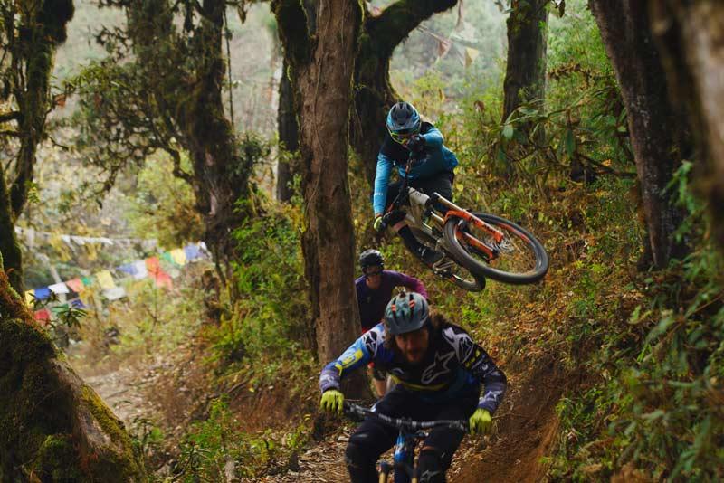 Madman Trails of Bhutan