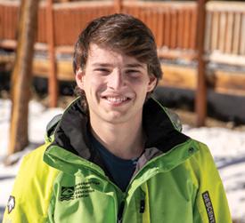 Ben Landau - Breckenridge Ski Intern