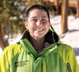Caleigh Sewell - Breckenridge Ski Intern