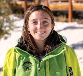 Emma Gilroy - Keystone Adaptive Center (KAC) Intern