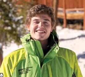 JackRyan O'Neil - Breckenridge Ski Intern
