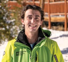 Ben Cole - Breckenridge Ski Intern